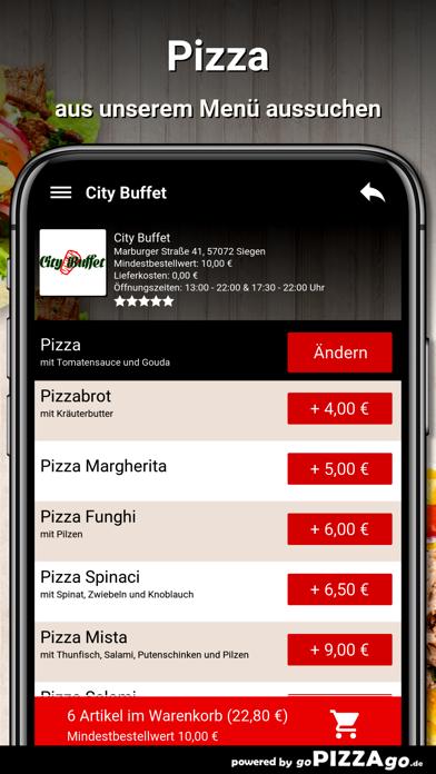 City Buffet Siegen screenshot 5