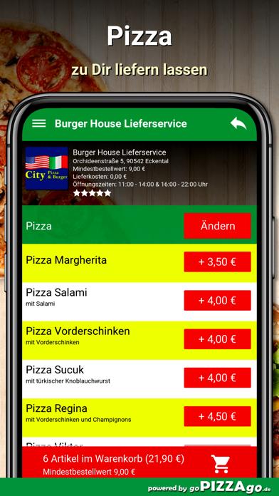 Burger House Eckental screenshot 5