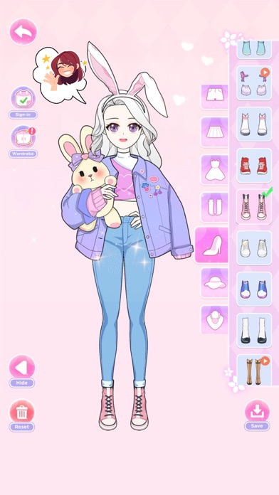 Princess Doll - Dress Up Game screenshot 8