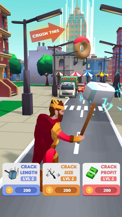Ground Shaker screenshot 1
