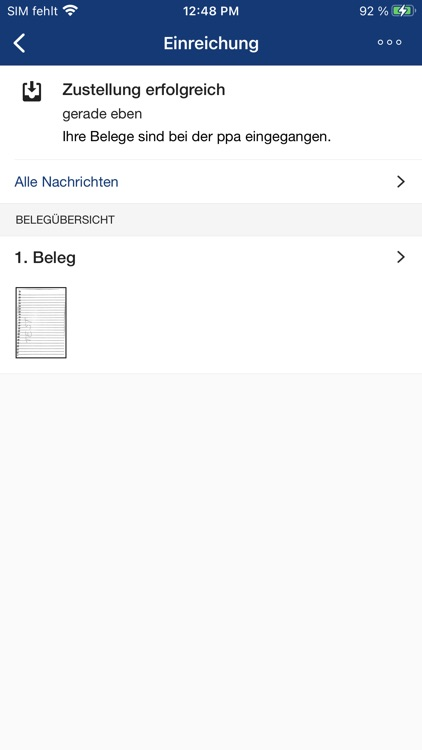 ppa Beihilfe App screenshot-4