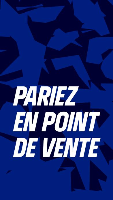 Parions Sport Point de vente