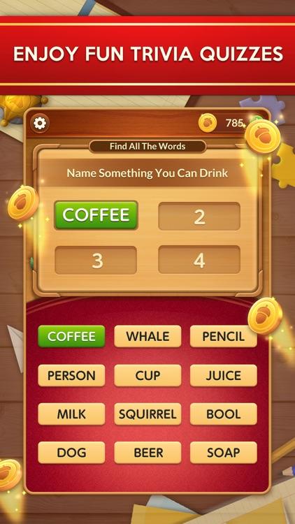 Word Card: Fun Collect Game