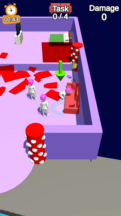 Clumsy Movers screenshot-4