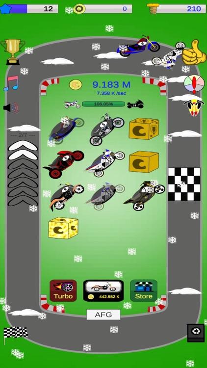 加入自行车:最佳合并和匹配有趣的摩托车超级游戏 screenshot-6