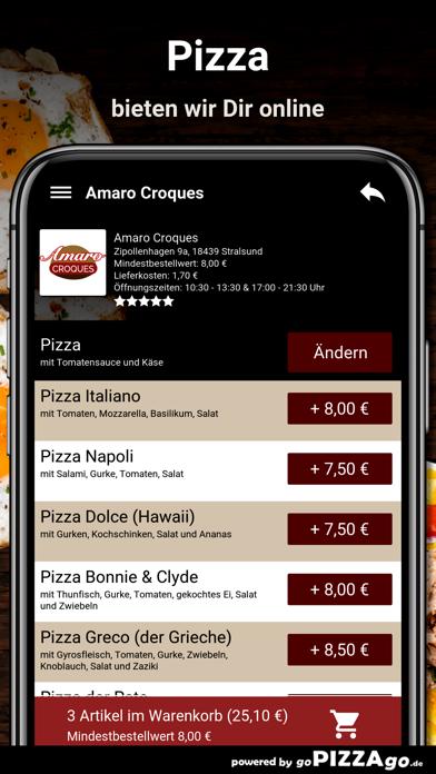 Amaro Croques Stralsund screenshot 5