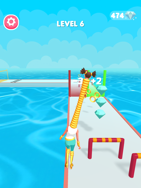 Long Neck 3D screenshot 18