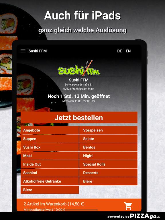 Sushi FFM Frankfurt am Main screenshot 7
