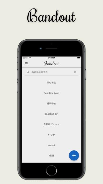Bandout紹介画像1