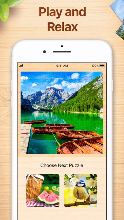 Jigsaw Puzzles - Puzzle Games screenshot-6