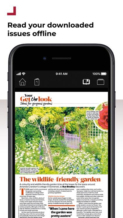 Amateur Gardening Magazine screenshot-3