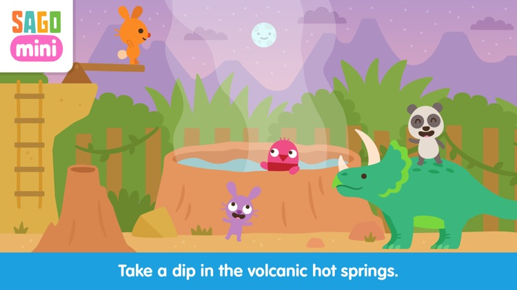 Sago Mini Dinosaurs screenshot-4
