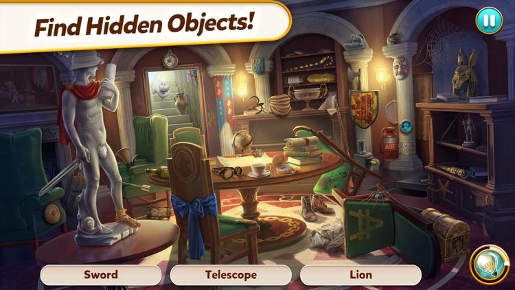 Mystery Match Village screenshot-0