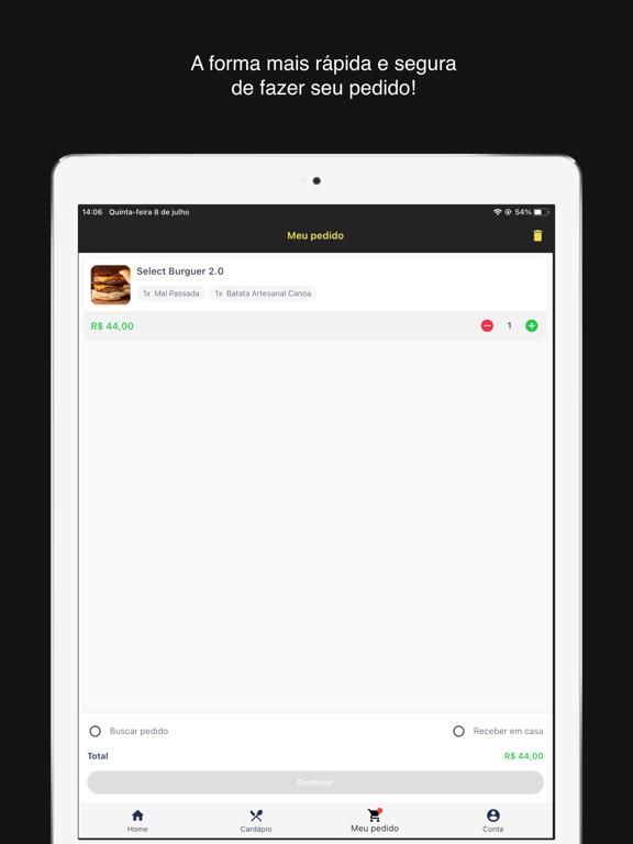 Select Pastelaria screenshot 9