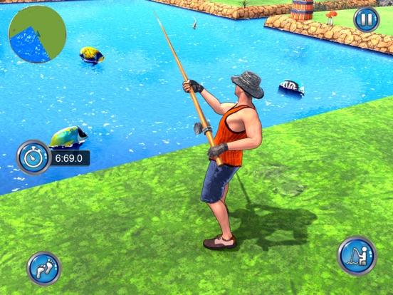 Fishing Farm Construction Sim screenshot 6