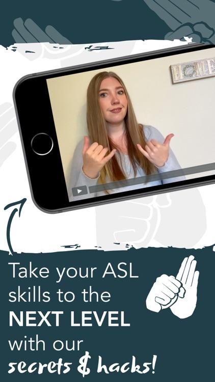 ASL American Sign Language App screenshot-5