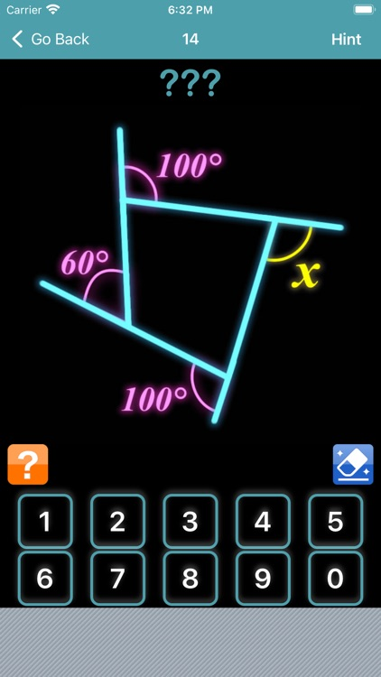 Find Angles! - Math questions