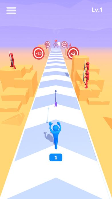 Running Archer screenshot 1