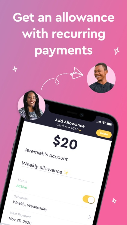 Step - Teen Banking screenshot-4