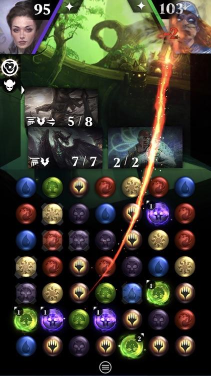 Magic: Puzzle Quest screenshot-5
