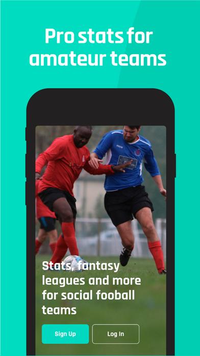 Sentr: Football screenshot 1