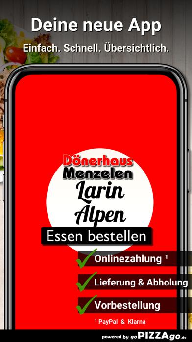 Larin Dönerhaus Alpen screenshot 1