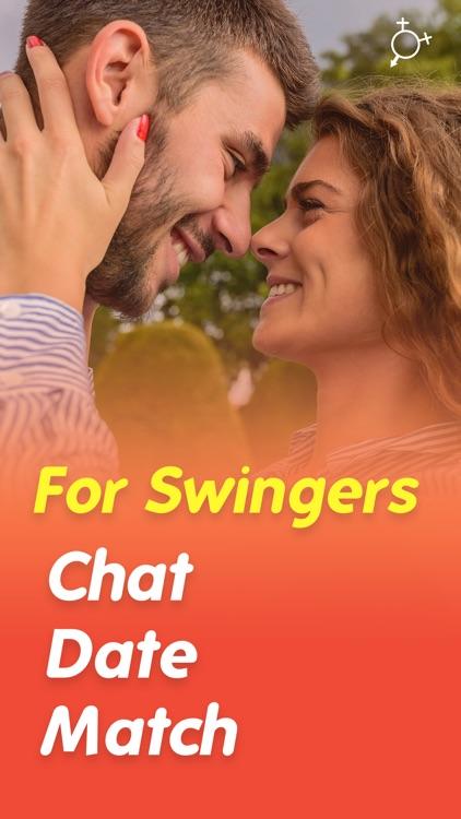 3rder: Threesome Swingers App