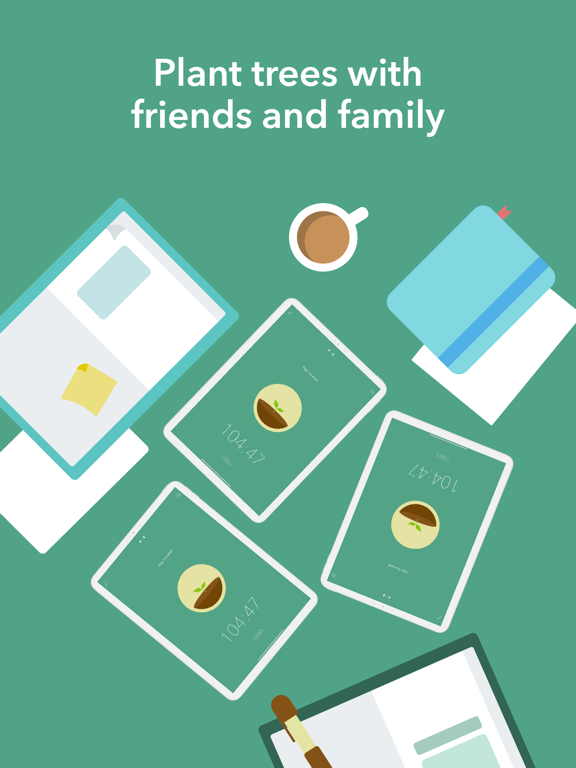 Forest - Your Focus Motivation iPad app afbeelding 7