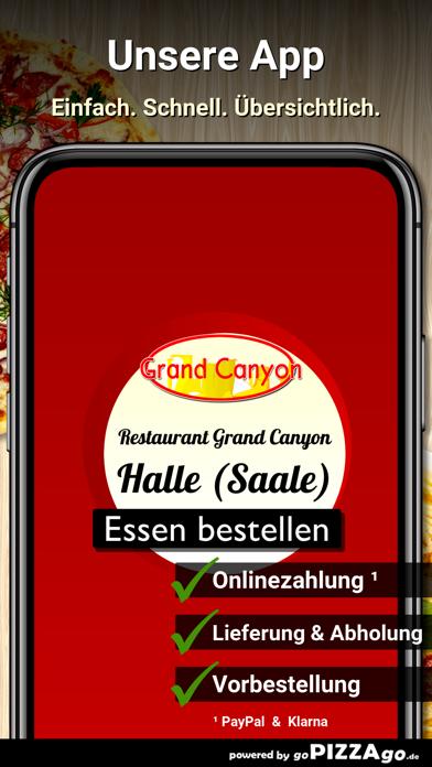 Restaurant Grand Canyon Halle screenshot 1