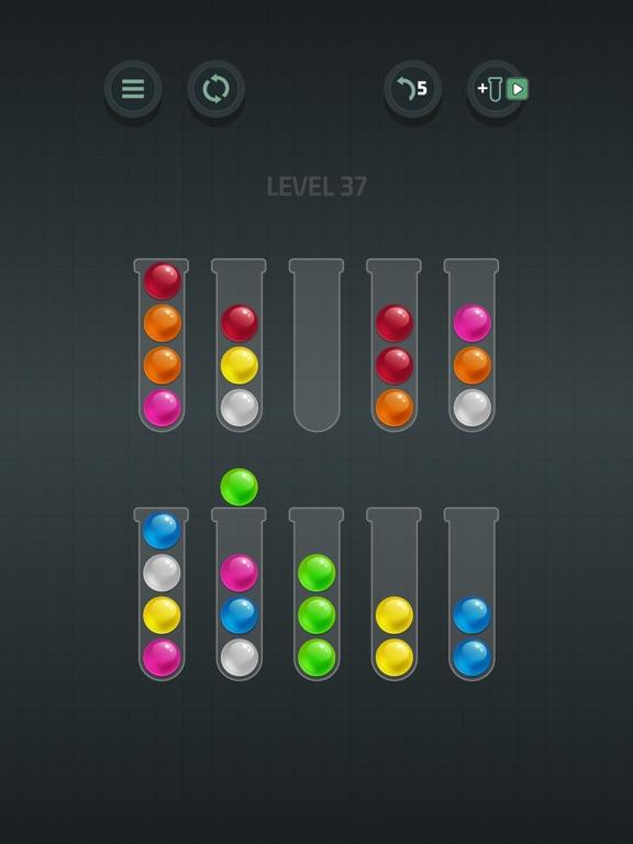 Sort Balls - Sorting Puzzle screenshot 6