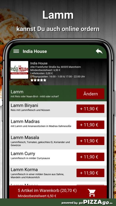 India House Mannheim screenshot 5