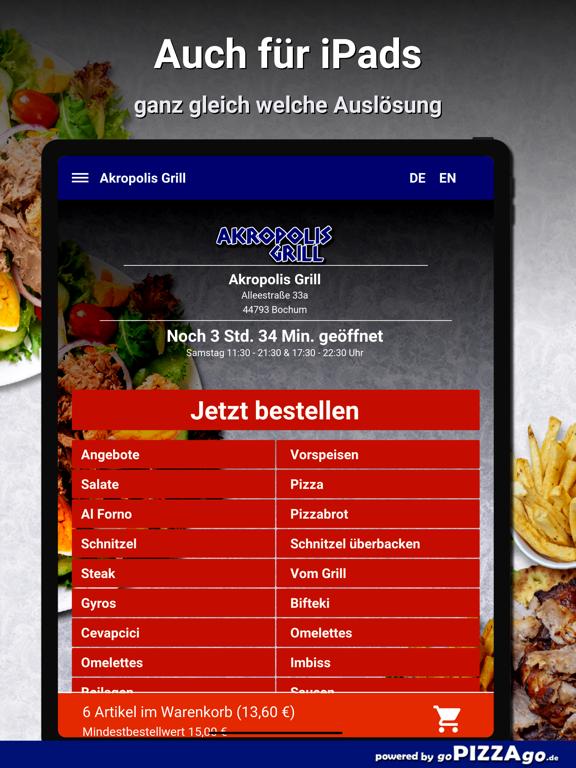 Akropolis Grill Bochum screenshot 7