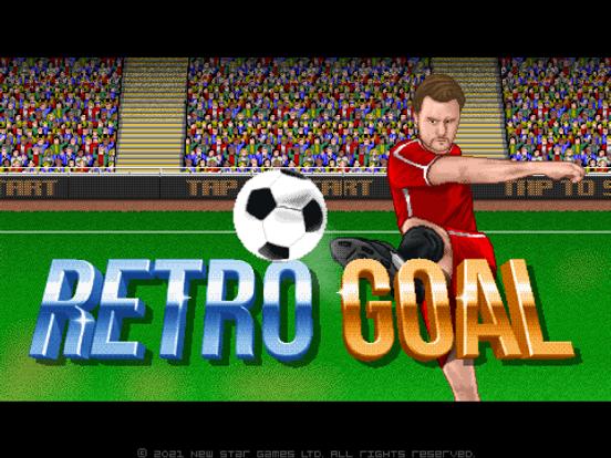 Retro Goal screenshot 6