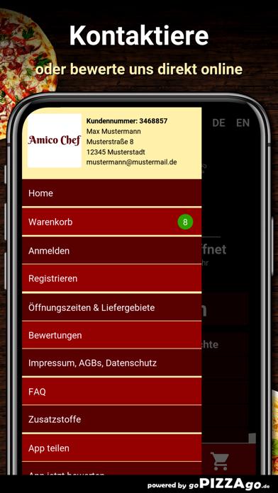 Amico Chef Herne screenshot 3