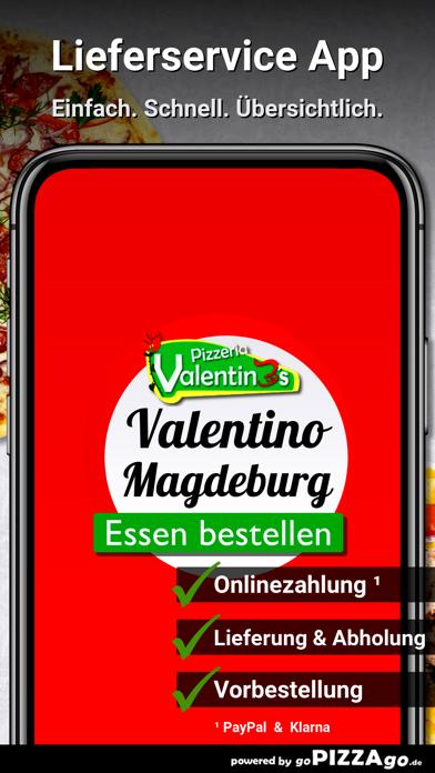 Pizzeria Valentino Magdeburg screenshot 1