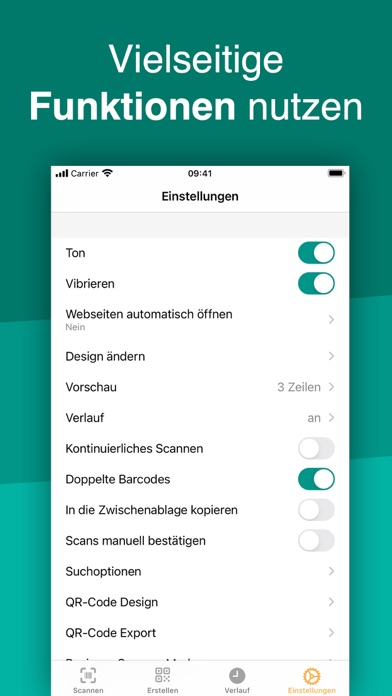 QR Code & Barcode ScannerScreenshot von 10