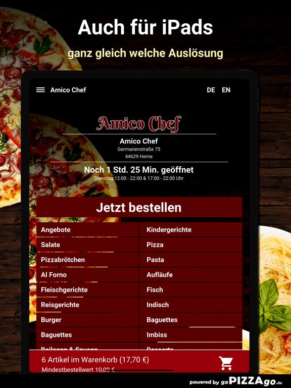 Amico Chef Herne screenshot 7