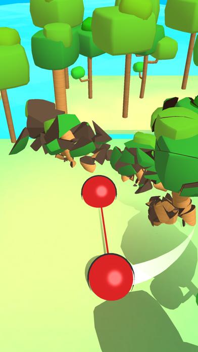 Wood Cut! screenshot 2