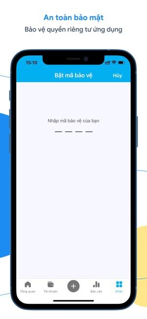Sổ Thu Chi MISA