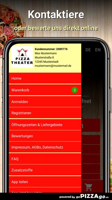 Pizza-Theater Plauen screenshot 5