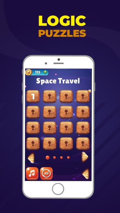 Code Names - Word Swipe screenshot-2