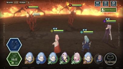 SLIME - ISEKAI Memories screenshot 10