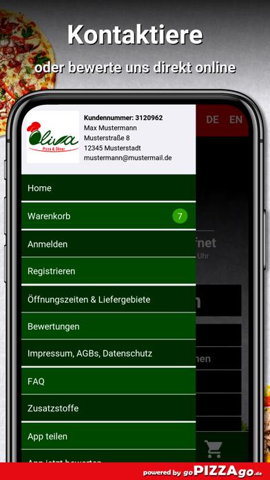 Oliva Pizza & Döner Hamburg screenshot 3