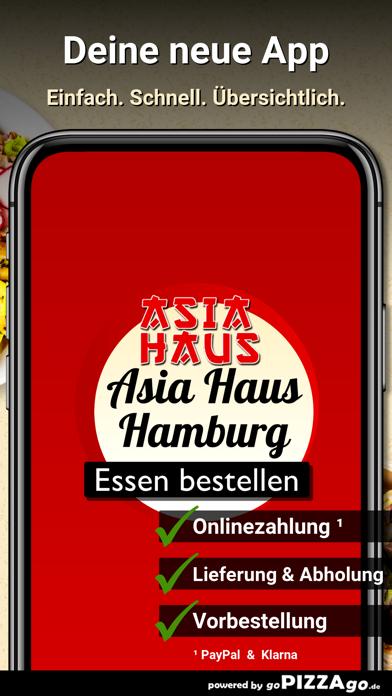 Asia Haus Hamburg Barmbek screenshot 1