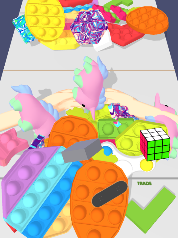Fidget Trading 3D: Fidget Toysのおすすめ画像5