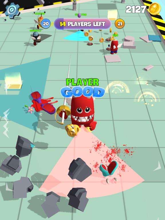 Smasher Around Us: Fun io gameのおすすめ画像2