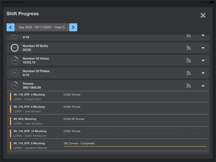 Deswik.OPS - Operator App screenshot-7