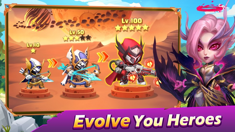 Taptap Heroes:New Pets