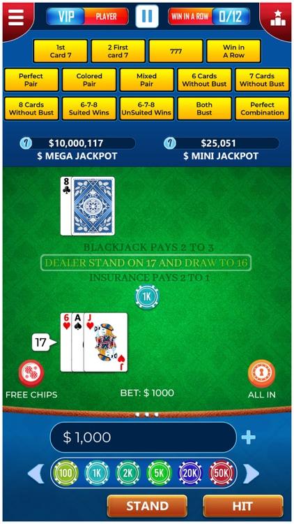 Blackjack King of Side Bets screenshot-4