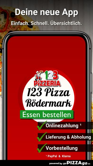 123 Pizzeria-Rödermark screenshot 1